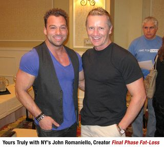 Shawn Phillips and John Romaniello